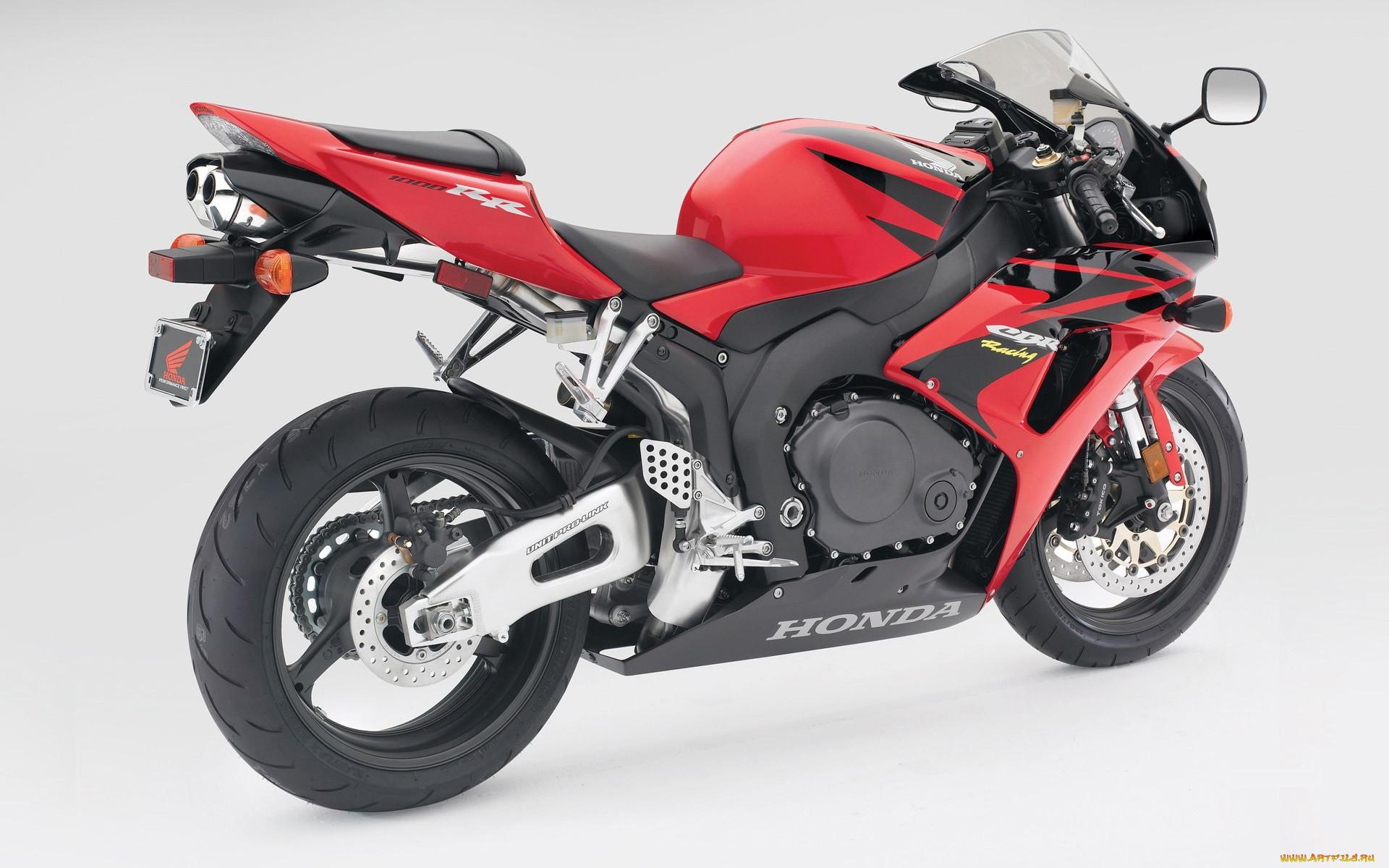 мотоциклы, honda, cbr1000rr, 2006